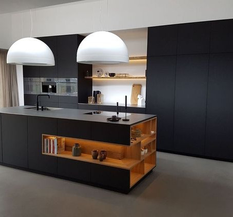 Discover Why To Choose Open Shelves For Indian Kitchen?