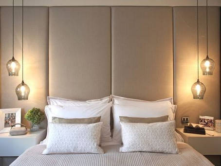 Various Lighting Concepts for Bedroom