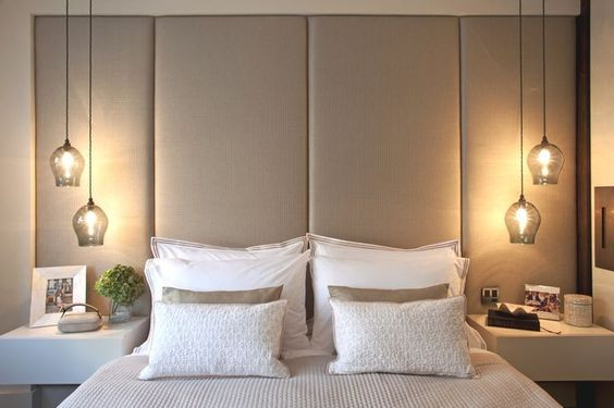 Various Lighting Concept for Bedroom