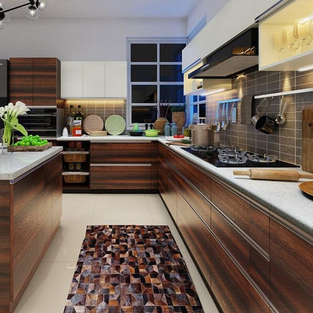 Is Acrylic Kitchen A Perfect Choice For Indian Homes?