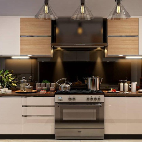 Guideline for Cleaning & Maintaining Modular Kitchen