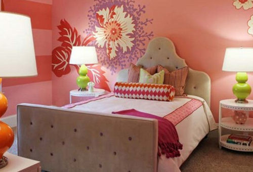 Fill your Bedroom with Color