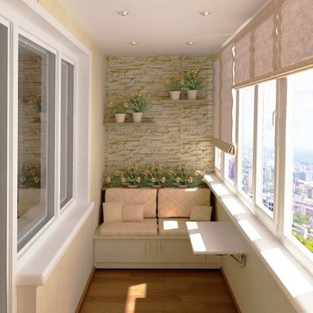Types of Balcony You Can Design In Your Home