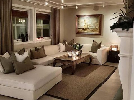 Is Chocolate Color Represents Luxury In Home Interior?