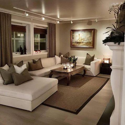 Chocolate Color Represents Luxury In Home Interior