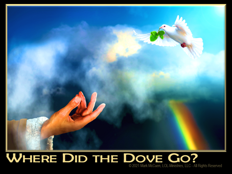 Is that where the Dove landed?