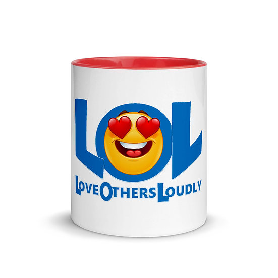 LOL Mug