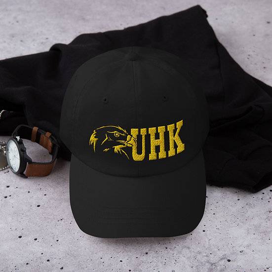 University of Hard Knox Logo Hat