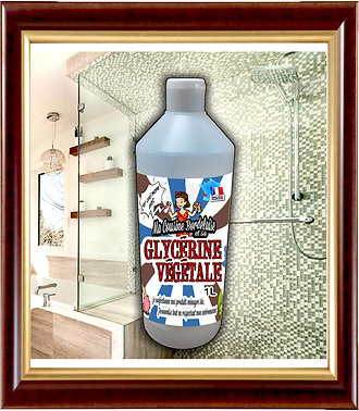 Glycérine végétale - 1 litre