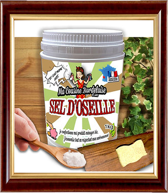 Sel d'oseille - 1kg