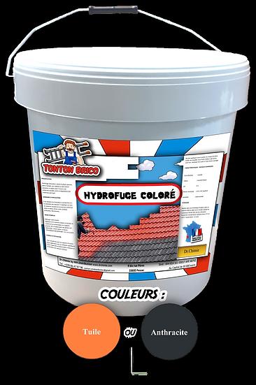 Hydrofuge coloré - 25 kg - 100 m²