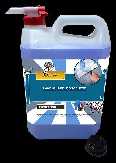 Lave Glace Concentré - 1 volume pour 5 à 10 volumes d'eau - 5 Litres