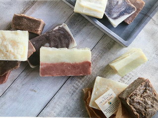 Super Power Soaps!! Invest in soap to battle virus