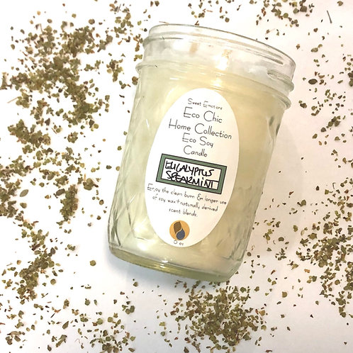 Clean Burn Soy Candle