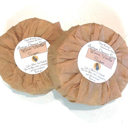 Warm Vanilla Sugar (shea butter soap)