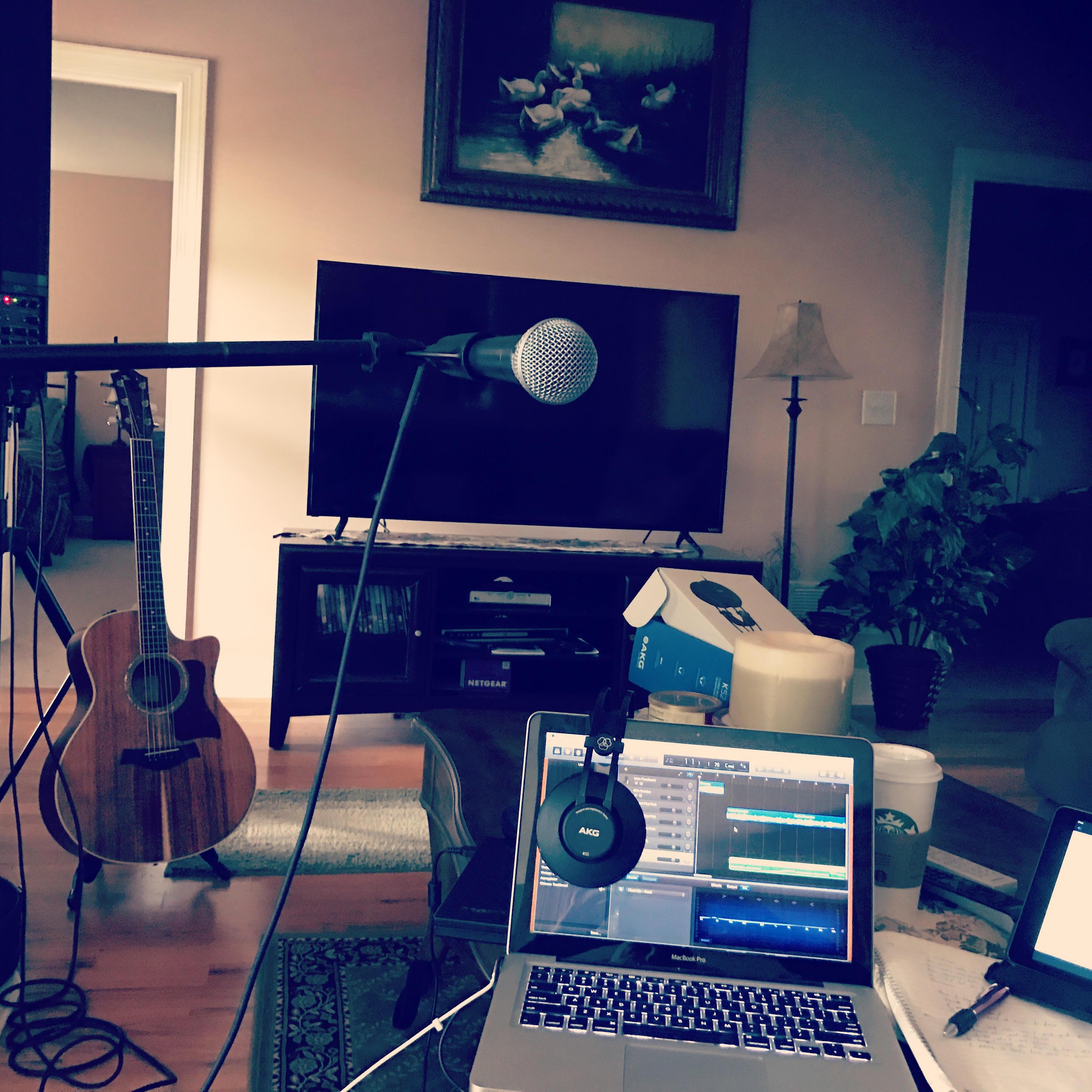 GA recording