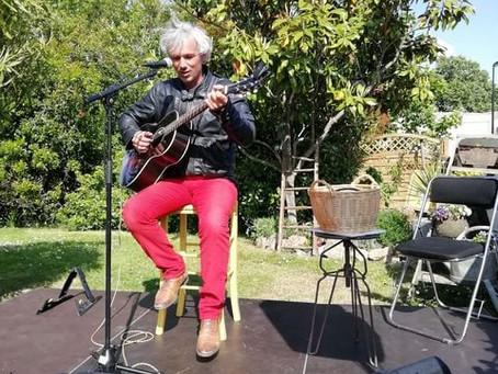 Concerts au jardin