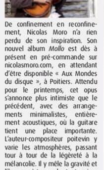Le 7Hebdo à Poitiers #19 janvier 2021