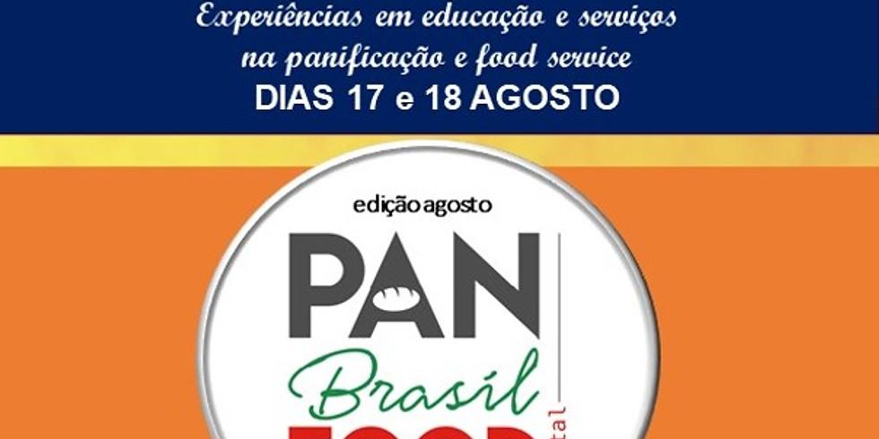 PAN BRASIL FOOD – EXPERIÊNCIAS E SERVIÇOS PARA PANIFICAÇÃO E FOOD SERVICE