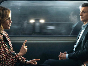 The Commuter (2018): Film Review