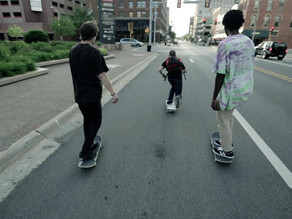 Minding The Gap (2018): Blu-Ray Review