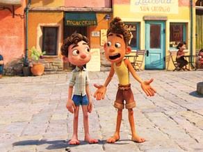 Kaveh J.'s Screening Room: ''Luca' and The Pixar Tier Chart'