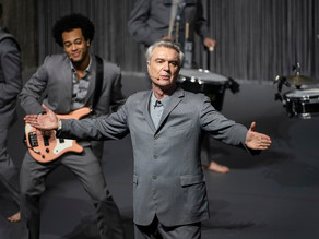 David Byrne's American Utopia (2020): NYFF Film Review