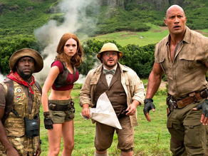 Jumanji: Welcome to the Jungle (2017): Film Review