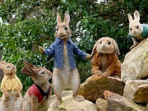 Peter Rabbit (2018): Film Review
