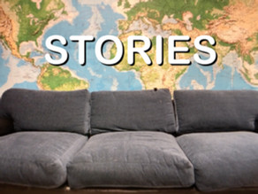 """""""STORIES"""" Is Streaming Now!"""