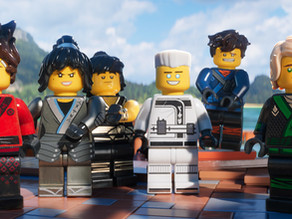 The Lego Ninjago Movie (2017): Film Review