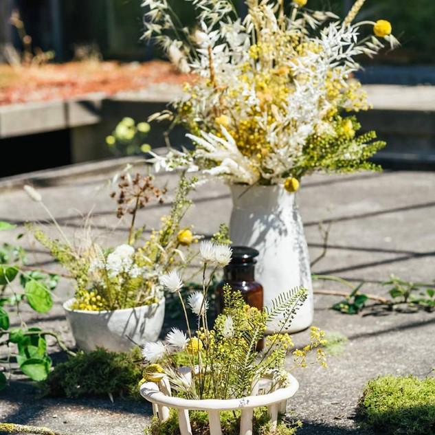 Arranjos florais para Eventos