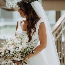 Bouquet de noiva campestre