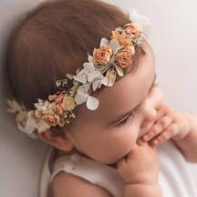 Coroa para bébé