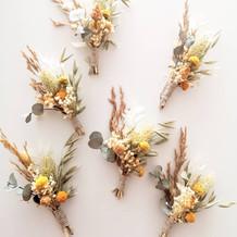 Mini ramos de flores