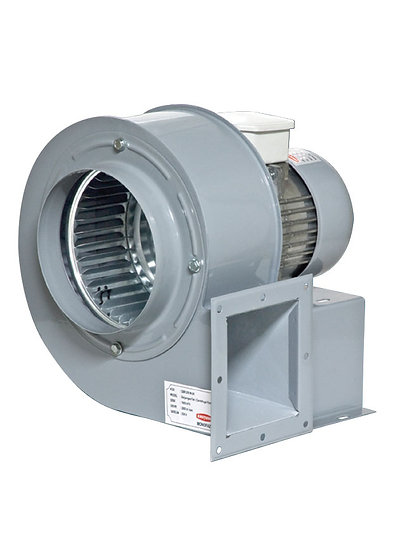 AC CENTRIFUGAL FANS SİNGLE INLET