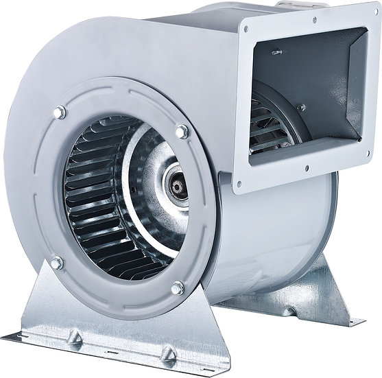 AC CENTRIFUGAL BLOWERS DOUBLE INLET