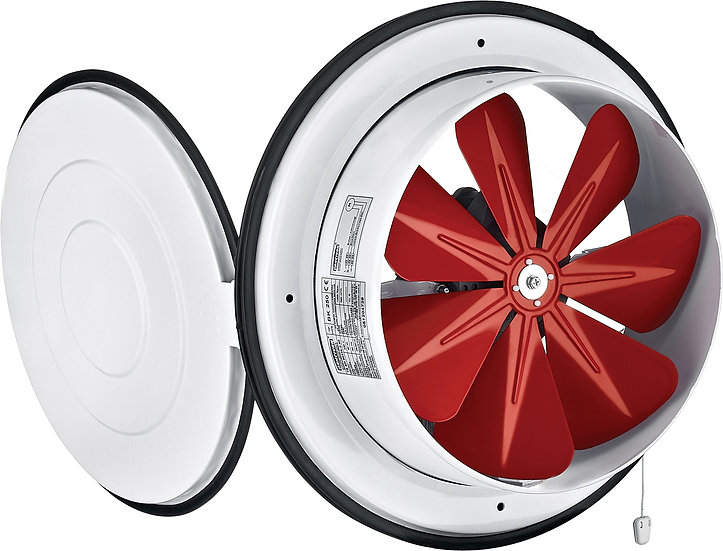 AC AXIAL FANS LID OPTION