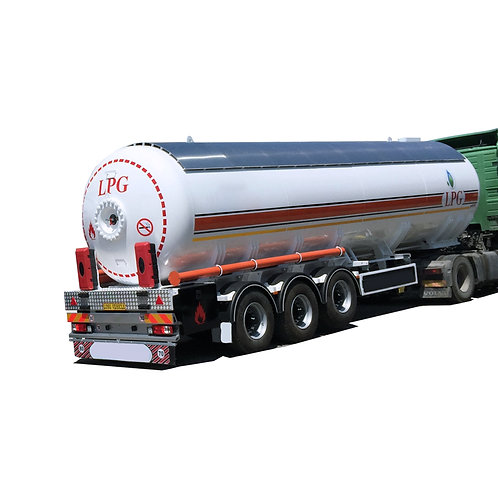 CENTERGAS LPG TRANSPORTATION TRAILERS