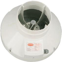 AC CENTRIFUGAL IN LINE DUCT FAN PLASTİC HOUSİNG