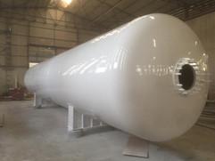 تصنيع خزانات الغاز في مصانع بني المرجه