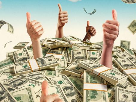 May Money Make You Effective?