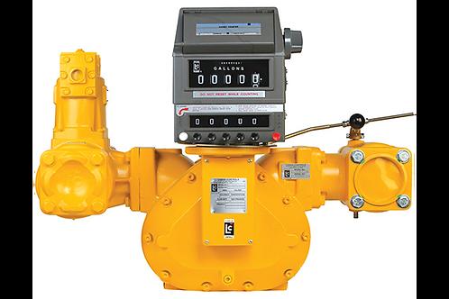 LC USA LPG Mechanical Flow Meter