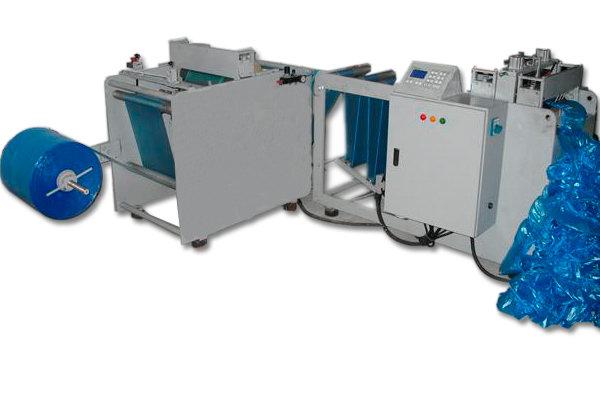 آلة إنتاج واقي القدمين النايلون
