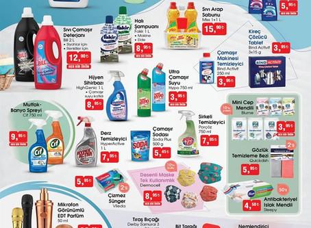 عروض على مواد التنظيف في ماركت البيم اعتبارا من يوم الثلاثاء 8 أيلول 2020