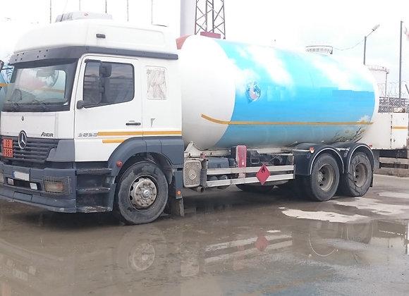 O2 Bobtail Tankers