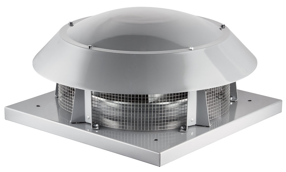 AC CENTRIFUGAL ROOF FANS HORİZONTAL OUTLET