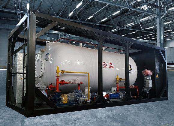 LPG Skid Systems