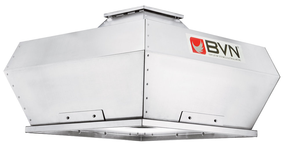 AC DIRECT DRIVE ROOF FANS VERTİCAL OUTLET