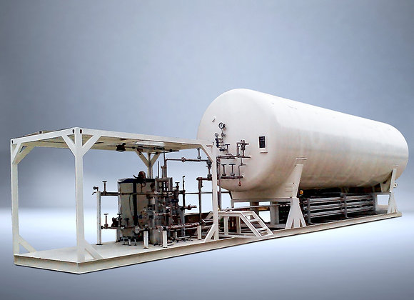LNG Skid Systems